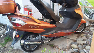 hwy leagal scooter