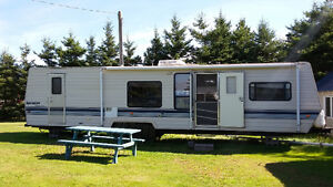 36 Foot Travel Trailer