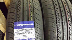 "BRAND NEW 15"" ALL SEASON TIRES, THE BEST VALUE FOR MONEY!!!"