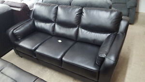 Black Couch - Delivery Available
