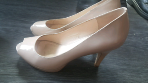 Beautiful formal shoes with heels