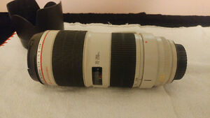 Canon 70-200mm f/2.8 IS II USM