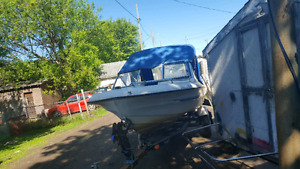 Boat- Mariner 60 Motor- Trailer *JUST REDUCED, ASKING $1500.001