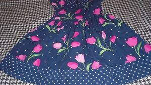 baby girl summer dress 12-24months excellent condition cute