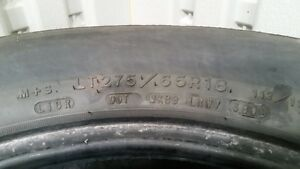 Goodyear Wrangler * 4 Tires (REDUCED!)