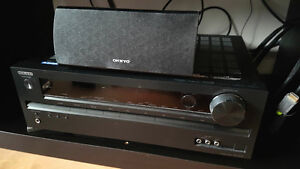 Onkyo 5.1 Channel Home Theatre Package