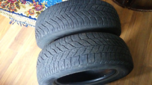 225/60R16 Winters for sale