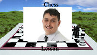 Chess Lessons with House Call service