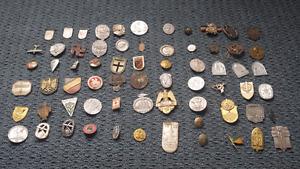 WW1 -  WW2 German tinnies