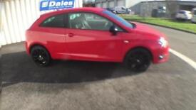 2015 Seat Ibiza 1.2 TSI FR Black 3dr 3 door Hatchback