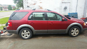 2005 Ford FreeStyle AWD
