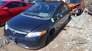 2008 CIVIC . JUST IN FOR PARTS AT PIC N SAVE! WELLAND