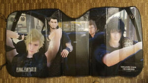 BRAND NEW Final Fantasy XV Sun Shade Square Enix Reward