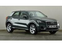 2018 Audi Q2 1.0 TFSI Sport 5dr Estate petrol Manual