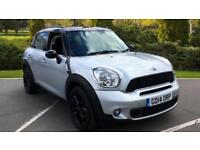 2014 Mini Hatch 2.0 Cooper S D Automatic Diesel Hatchback
