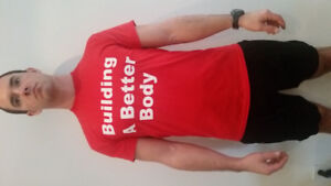 Professional Gildan T-shirts, Great fitness business opportunity