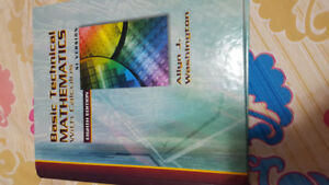 Basic technical mathematics with calculus eight edition