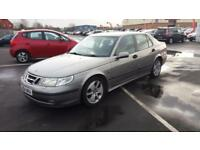 2004 04 SAAB 9-5 2.0T AUTO VECTOR,NEW TURBO,FULL SH.GREAT VALUE,ANY PX WELCOME .