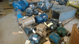 ELECTRIC MOTORS FOR SALE 0.33HP UP TO 50HP Kitchener / Waterloo Kitchener Area image 5