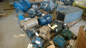 ELECTRIC MOTORS FOR SALE 0.33HP UP TO 40HP Kitchener / Waterloo Kitchener Area image 5
