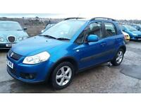 2007 Suzuki SX4 1.6 auto GLX one owner