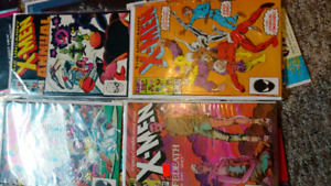 X-MEN COMIC BOOKS. MARVEL.COMICS. XMEN