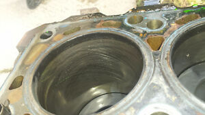 Ford International Powerstroke 6.0L Diesel short block 03-04
