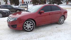12 Fusion - auto 4dr - LOADED - MAGS - A/C - 144,000KMS