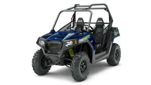 2018 POLARIS RZR 570 EPS NAVY BLUE