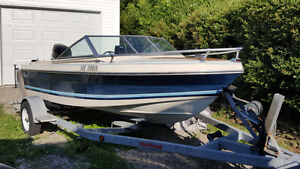 Doral Boat 115 h Mercury motor and trailer