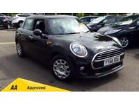 2016 Mini One 1.2 One 5dr Manual Petrol Hatchback