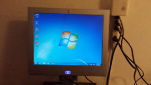 "15"" HP LCD Computer monitor for Sale"