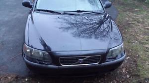 2003 Volvo s60 2.5 turbo AWD