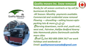 Snowremoval @affordable prices
