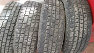 16 inch Winter Tires Forsale