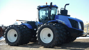 New Holland T9-600HD 4WD 2014