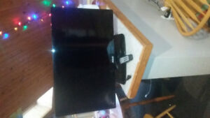 22 inch Flat Screen TV $60 or best offer.