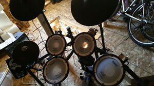 Electronic drum set TD11KVS all mesh heads, lightly used