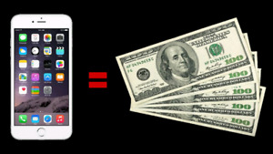 $$$ buying iphones and samsung $$$ quick cash $$$ GTA AREA $$$