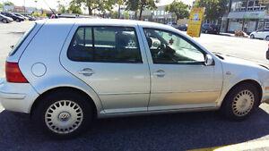 2002 Volkswagen Golf Autre