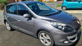 Renault Scenic with Sat Nat, MOT, Bluetooth