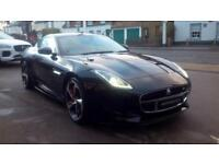2016 Jaguar F-TYPE 5.0 Supercharged V8 R 2dr Automatic Petrol Coupe