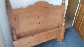 Single bed - pine