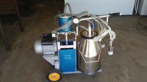Portable Milking Machine for Sale