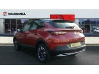 2019 Vauxhall Grandland X 1.2 Turbo Sport Nav 5dr Petrol Hatchback Hatchback Pet