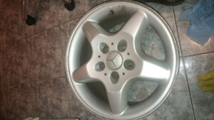 Mercedes ML 320 Alloy Rims