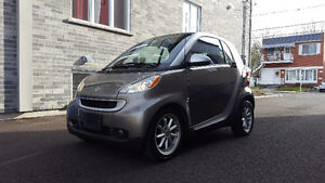 Smart Fortwo Pure 2009 ((117000km)) ((Automatic)) West Island Greater Montréal image 2