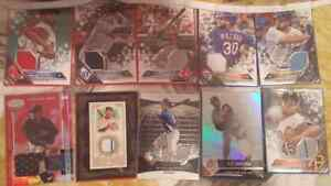 Topps Relic Cards