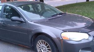 Chrysler Sebring 2004 2.7L - Pour route ou pièce