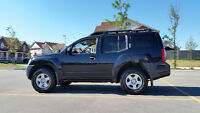 2006 Nissan Xterra SUV - Saftey and E-test included